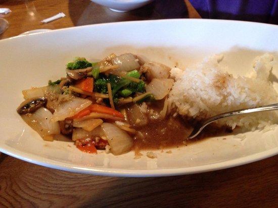 Asian Bistro: Yum