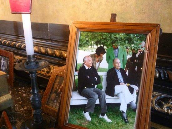 Cormatin, ฝรั่งเศส: LA photo exceptionnelle à découvrir dans la salon Gunsbourg
