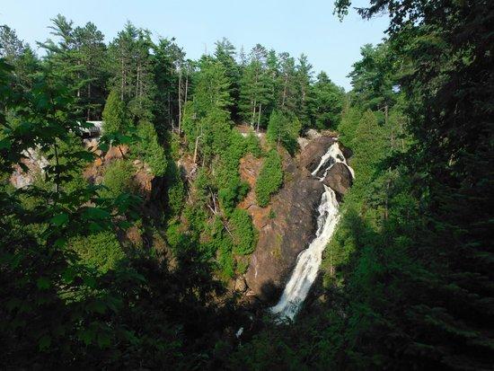 Pattison State Park: Big Manitou Falls