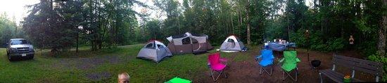 Site 9, pattison state park
