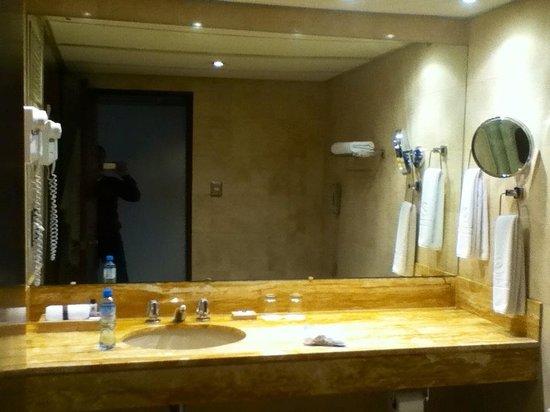 Estelar Miraflores Hotel : Bathroom