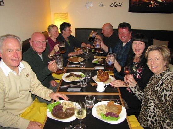 Kraut's Restaurant & Bar: Great night, great food, great friends.