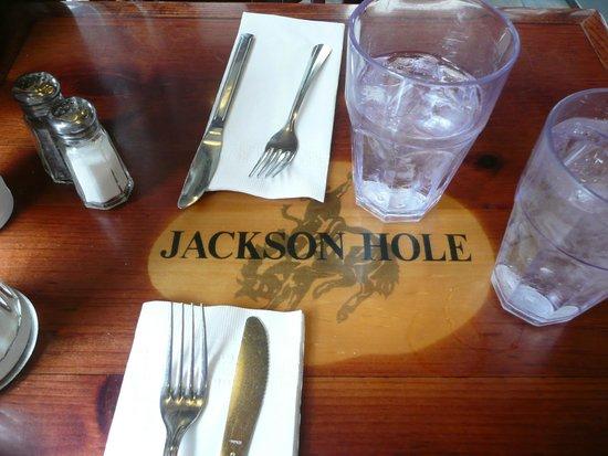 Jackson Hole Burgers: Jackson Hole de Columbus Ave.