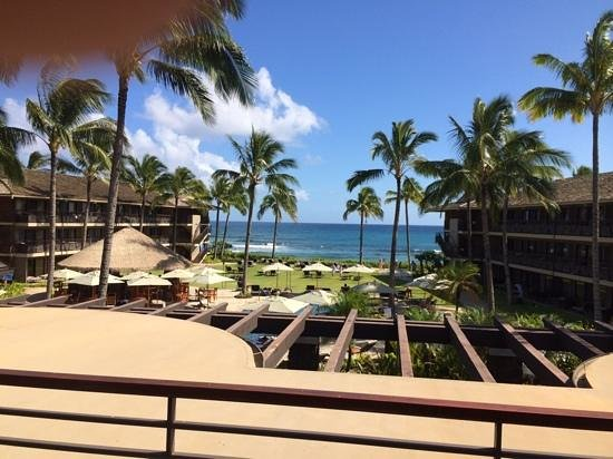 Koa Kea Hotel & Resort: View from Ocean View King