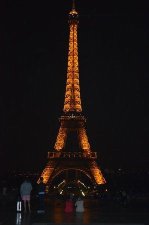 Place de la Concorde: Una vista privilegiada.