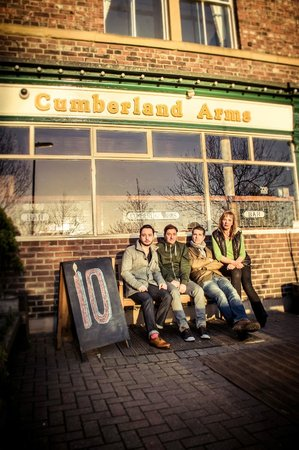 The Suggestibles at The Cumberland Arms : The Suggestibles improv comedy group celebrate 10 years of shows at The Cumberland Arms