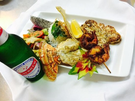 Bombay Chopsticks: Seafood Special $ 25