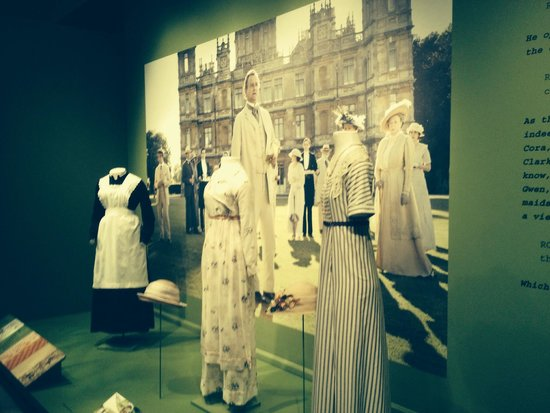 Winterthur Museum, Garden & Library: Downton Dresses