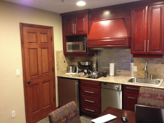 Westgate Park City Resort & Spa : kitchen