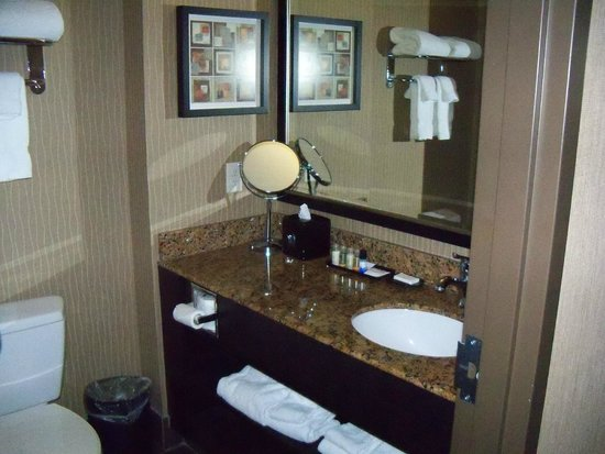 Best Western Premier Freeport Inn & Suites: Bathroom