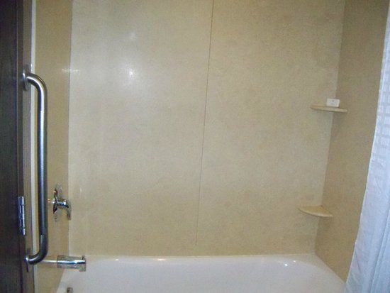 BEST WESTERN PREMIER Freeport Inn & Suites: Tub/Shower