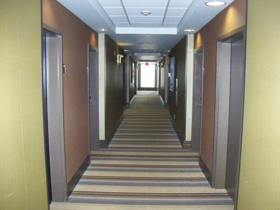 BEST WESTERN PREMIER Freeport Inn & Suites: Hallway