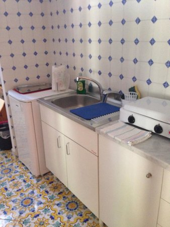 B&B Casa Fortunata : kitchen