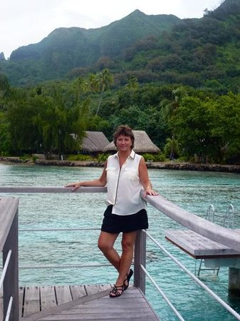 Sofitel Moorea Ia Ora Beach Resort : every turn is beauty