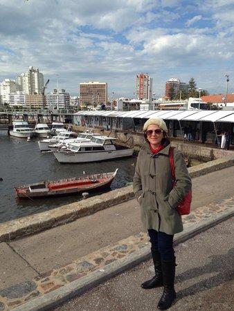 Puerto de Punta del Este: Uma visita ao porto
