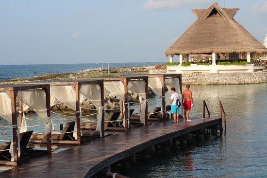 Hard Rock Hotel Riviera Maya: Cabans on the Lagoon