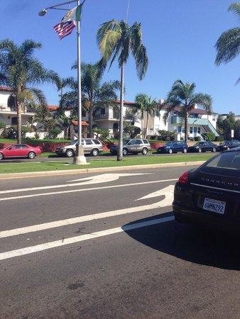 Coronado Island: Orange Ave is the Main attraction Street