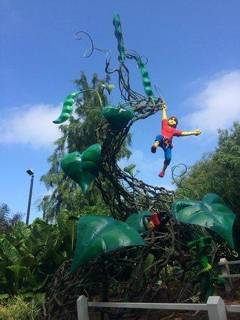 LEGOLAND California: Fairy Tale ride