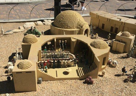 LEGOLAND California: Star Wars MiniLand