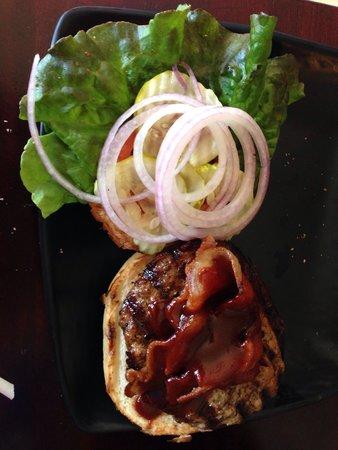 Crazee Burger