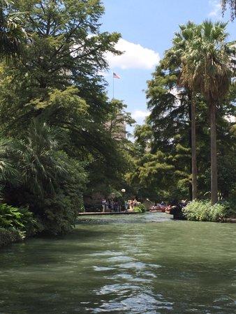 Rio San Antonio Cruises : Great views!
