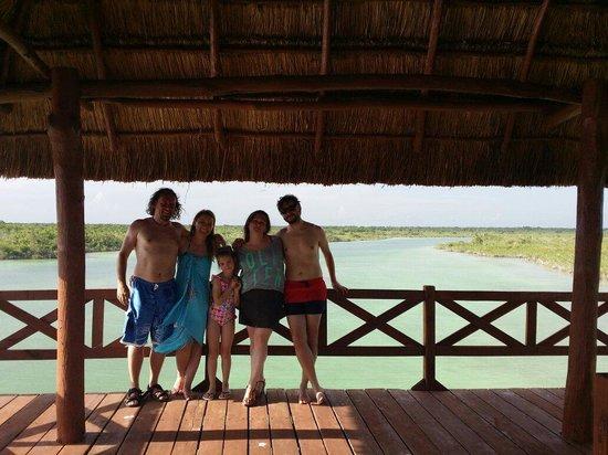Cabañas Ecoturisticas El Chital: Desde polonia una parada en el chital