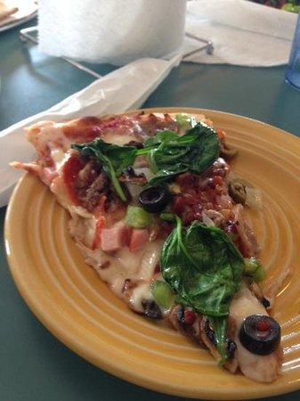 Crust Pizzeria: The Supreme is Supreme!!!