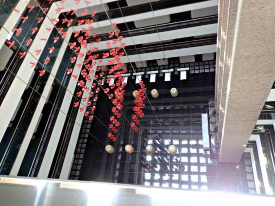 Hilton Madrid Airport : Area interna