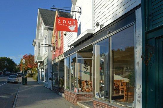 Zoot Coffee : exterior