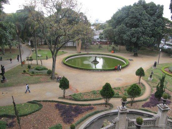 Pinacoteca del Estado: Parque da Luz