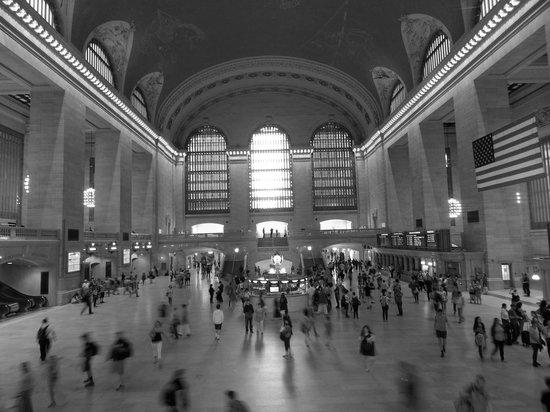 Grand Central Terminal: Un viaje al pasado