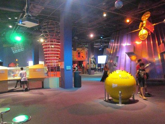 The Tech Museum of Innovation : Tech museum activities