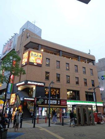 McDonald's Shin-Matsudo Ekimae