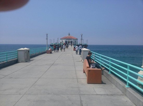 Manhattan Beach Marriott: Pier