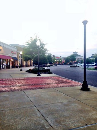 Southaven Towne Center: So Much to Choose From