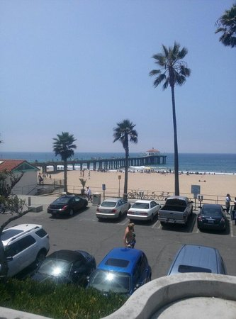 Manhattan Beach Pier: Pier picture