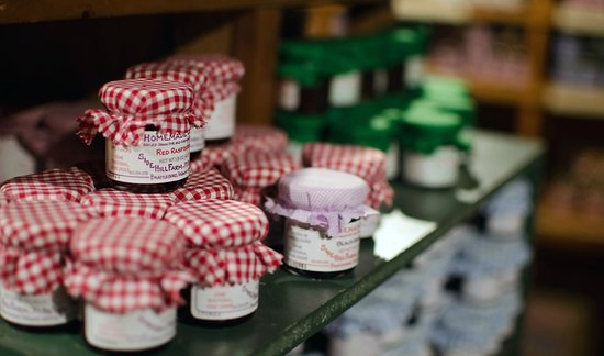 Cold Hollow Cider Mill: preserves