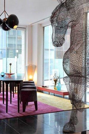 Adelphi Hotel : Lobby lounge