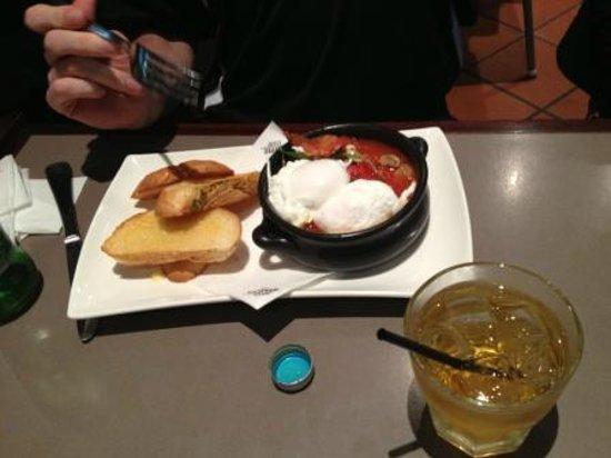 The Coffee Club: Breakfast Hot Pot