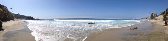 Seaside Laguna Inn & Suites: the beach one house away