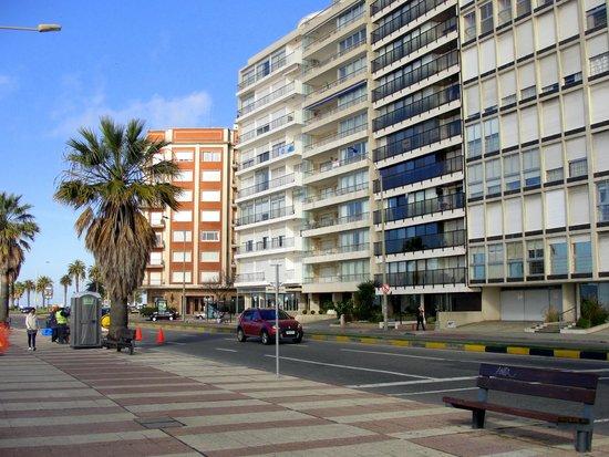 Rambla de Montevideo: Ramblas