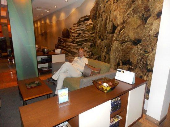 Sonesta Hotel Cusco: RECEPCION