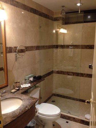 Fitzpatrick Grand Central: washroom