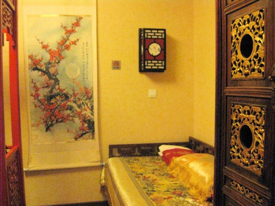 Double Happiness Beijing Courtyard Hotel: An extra bed