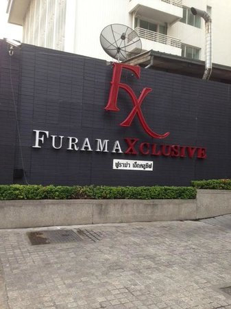 FuramaXclusive Asoke : ホテル外観