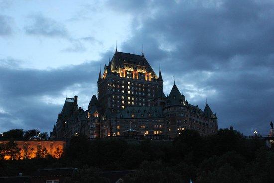 Old Quebec : Fairmont Le Château Frontenac