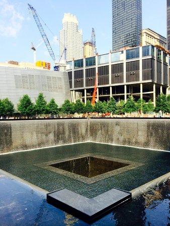 Mémorial du 11-Septembre : Infinity Pool