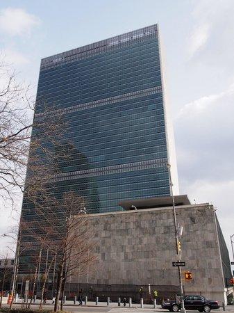 United Nations Headquarters: UN headquarters