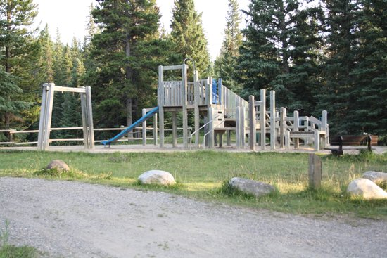 William A. Switzer Provincial Park: park in campground