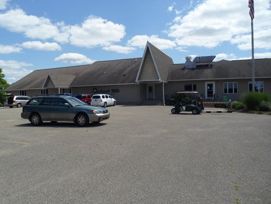 Orchard Hills Golf Course : MI--ORCHARD_HILLS-CLUB_HOUSE